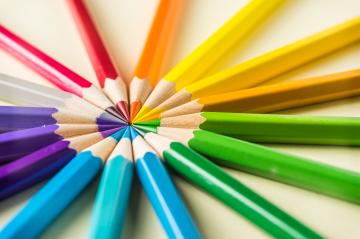 色を学べば、センスは必ず身につく!色を学ぶことのメリット